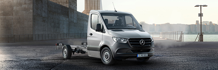 Mercedes-Benz Sprinter šasija